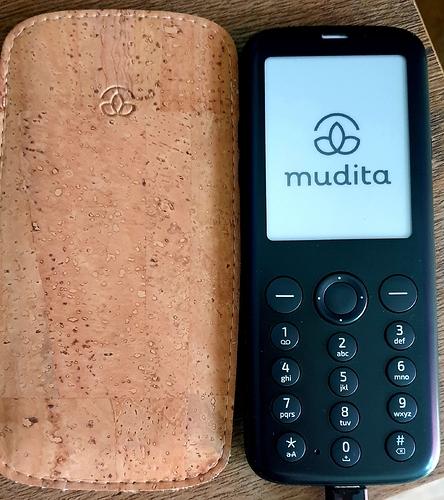 Mudita Pure with Case